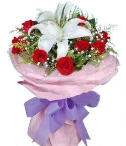 9枝�t玫瑰/天使的祝福