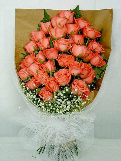 36枝粉玫瑰/甜蜜蜜-订花人鲜花