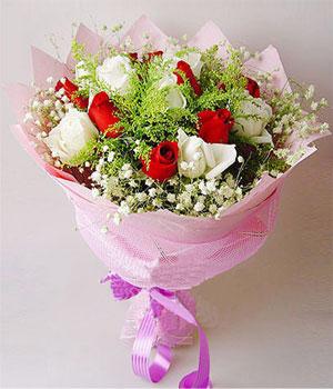 24枝玫瑰/浓情蜜意-订花人鲜花