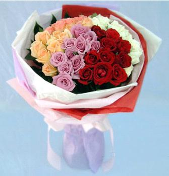 40枝玫瑰/�馇槊垡�-�花人�r花