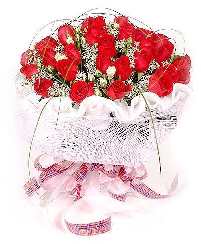 33枝红玫瑰/经典爱情-订花人鲜花