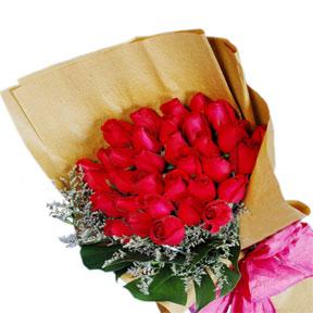 33枝红玫瑰/三世情人-订花人鲜花
