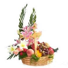鲜花果篮/欢欣-订花人鲜花
