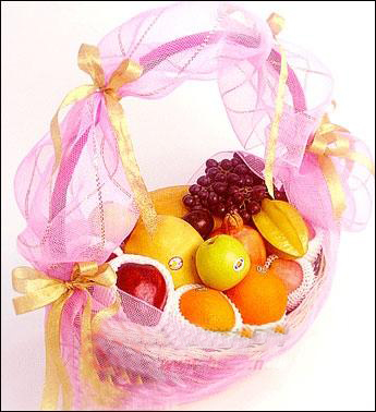 果篮/果汁醇香-订花人鲜花