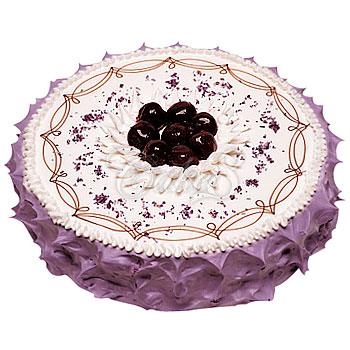 欧式蛋糕/黑樱桃(8寸)
