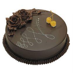 巧克力蛋糕/秋意��(8寸)