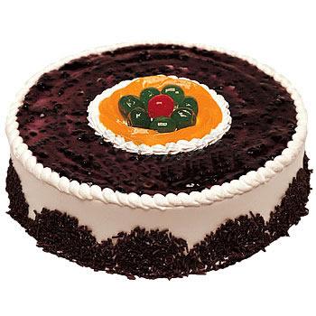 生日蛋糕/蓝莓木司(8寸)