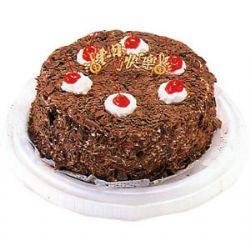 巧克力蛋糕/黑森林迷��(8寸)