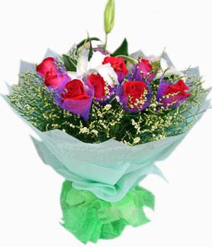 9朵红玫瑰/柔情似水-订花人鲜花