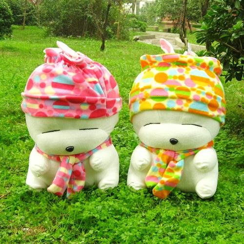 50cm情侣流氓兔/情人节礼物-订花人鲜花