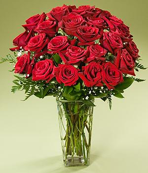 30枝红玫瑰/玫瑰物语-订花人鲜花