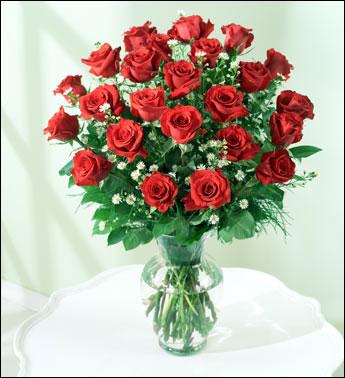 16枝红玫瑰/欲动的心-订花人鲜花
