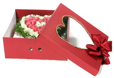 33枝玫瑰/柔情呵护-订花人鲜花