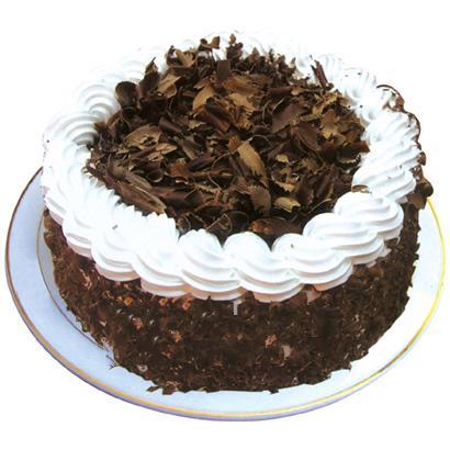 巧克力蛋糕/秘密(8寸)-订花人鲜花