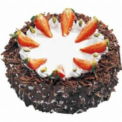 巧克力蛋糕/暖�(8寸)