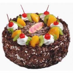 巧克力蛋糕/挪威森林(8寸)