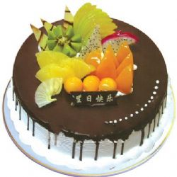 巧克力蛋糕/��馇橐��(8寸)