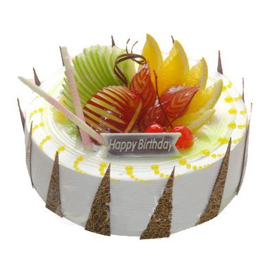 鲜奶蛋糕/舞动青春(8寸)-订花人鲜花