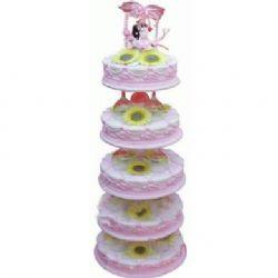 婚�c蛋糕/粉色天空