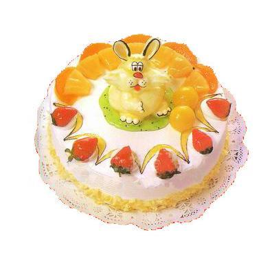 水果蛋糕/快乐宝贝(8寸)