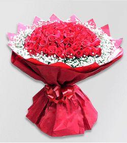 99枝红玫瑰/热情真爱