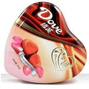 巧克力/德芙心语礼盒98G-订花人鲜花