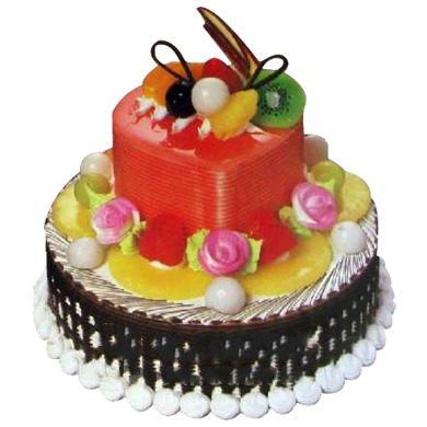 二�铀��g蛋糕/浪漫心情-�花人�r花