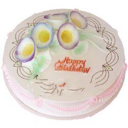 �A形�r奶蛋糕/奇�(8寸)