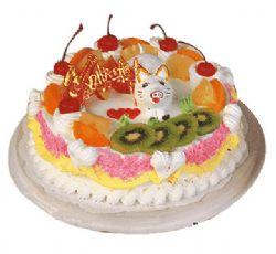 �r奶蛋糕/可�圬i仔(8寸)