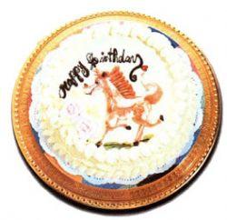 �r奶蛋糕/勇往直前(8寸)