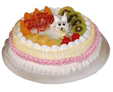 �r奶蛋糕/�丶�小情人(8寸)-�花人�r花
