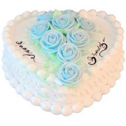 鲜奶蛋糕/蓝色心情(8寸)
