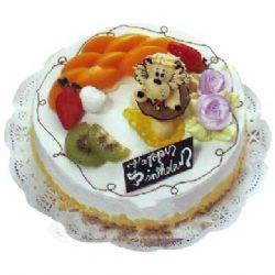 �和�蛋糕/水果卡通(8寸)