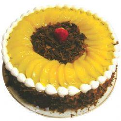 �A形水果蛋糕/冬日暖�(8寸)