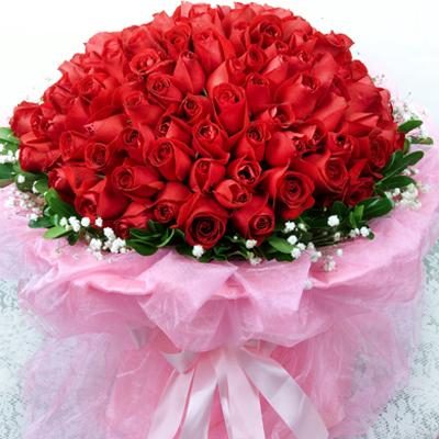 流星/99朵红玫瑰-订花人鲜花