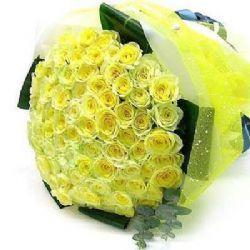 心心相印/99朵黄玫瑰