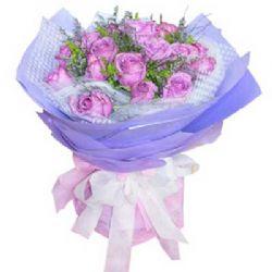 永远的最爱/11朵紫玫瑰