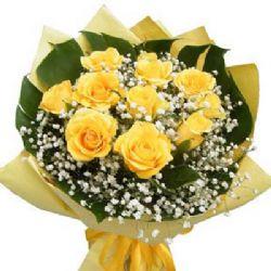 有你有我/11朵黄玫瑰
