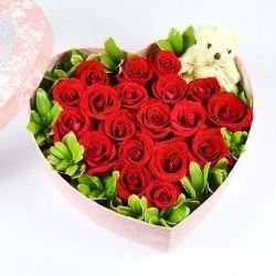永恒之心/19朵红玫瑰