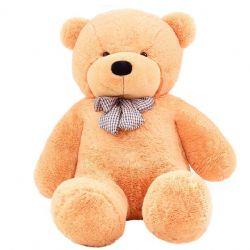 礼品/100cm浅棕色泰迪熊
