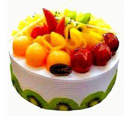 水果蛋糕/水果情未了