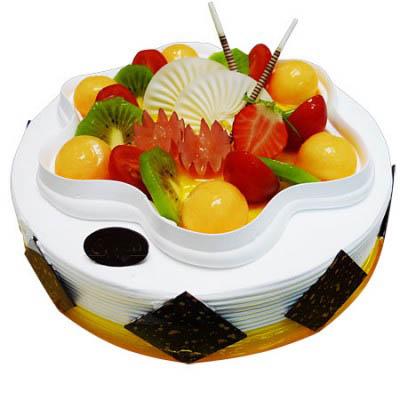 水果蛋糕/果香蜜意-�花人�r花