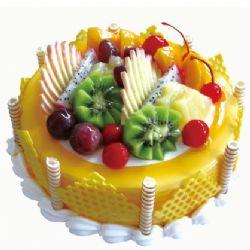 水果蛋糕/鲜果之橙