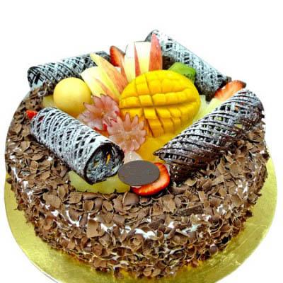 黑森林蛋糕/魅力诱惑-订花人鲜花