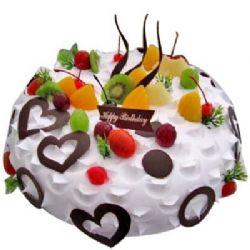 水果蛋糕/多彩世界