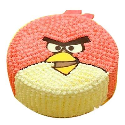 �r奶蛋糕/��怒的小�B-�花人�r花