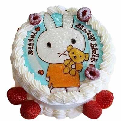 �r奶蛋糕/乖乖兔-�花人�r花
