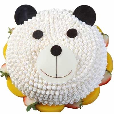 �r奶蛋糕/乖乖熊-�花人�r花