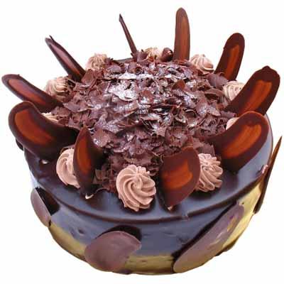 巧克力蛋糕/相爱一生-订花人鲜花