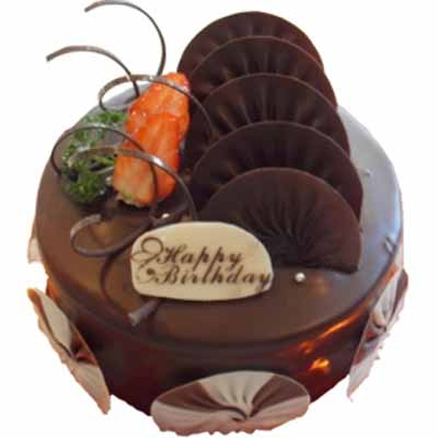 巧克力蛋糕/生生世世爱-订花人鲜花